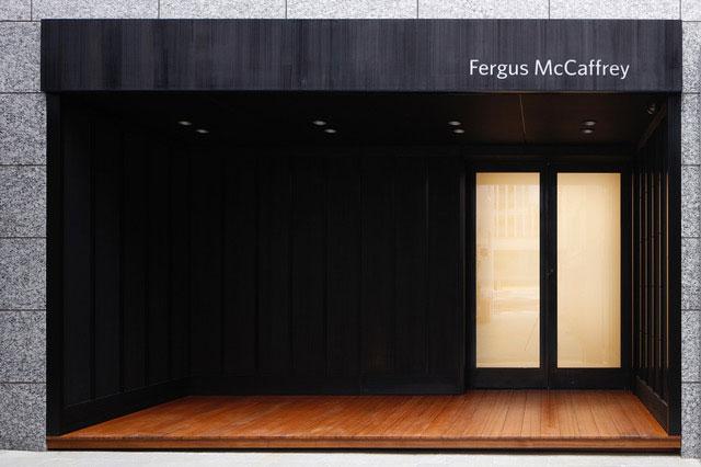 Fergus McCaffrey Tokyo