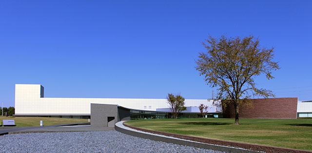 Gunma Museum of Art, Tatebayashi