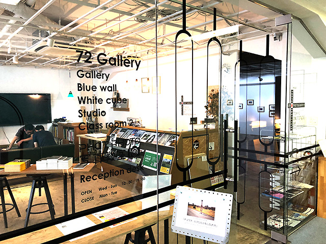 72gallery / Tokyo Institute of Photography