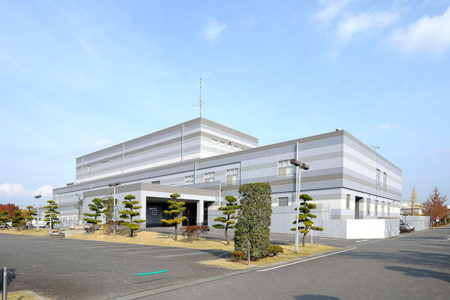 Tamamura Town Culture Center Nishikino Hall