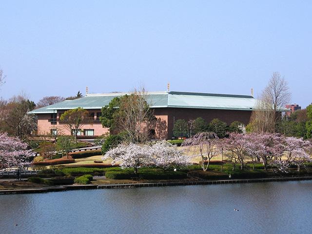 Museum Modern Art, Ibaraki