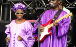 [World Music Explore]Amadou & Mariam and Mali