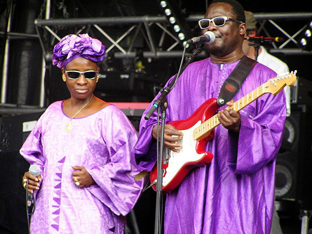 [World Music Explore]Amadou & Mariam and Mali