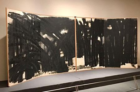 【Contribution】親和から重層的な乱流へ:二色の墨の物語:2020年国内三館巡回『墨は流すもの─丸木位里の宇宙─』展にふれて