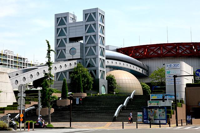Kanagawa Plaza for Global Citizenship (Earth Plaza)